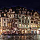 warmer Abend in Mainz