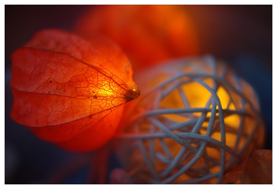 warmes Licht ...