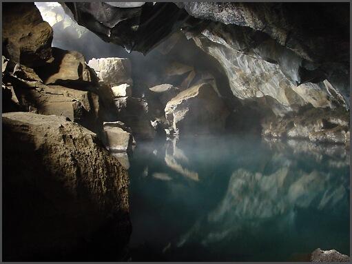 Warmwasserhöhle