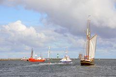 Warnemünde zur Hanse Sail 2016