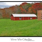 Warren Wilson College Barn.