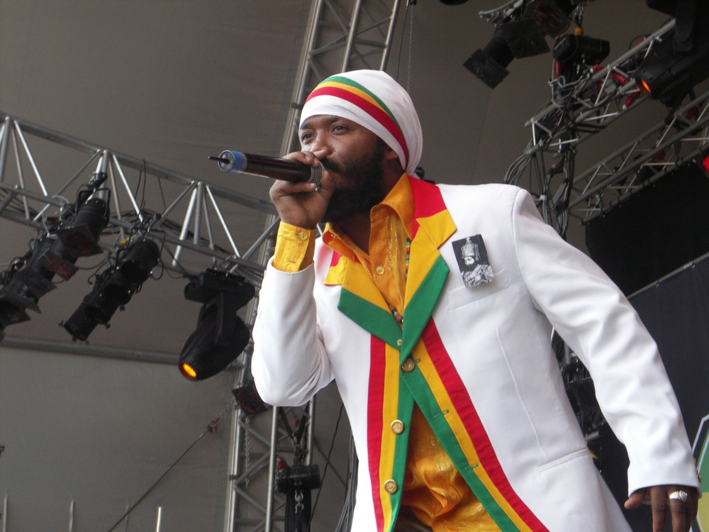 Warrior King on Summer Jam 2007