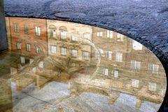 Warsaw reflections - Warschauer Spiegelungen