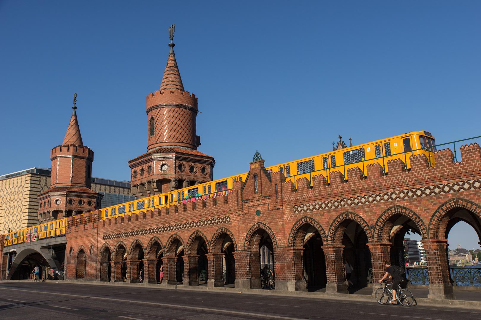 Warschauer Strasse - Berlin-Kreuzberg