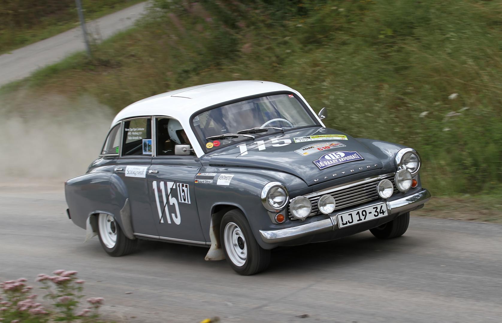 Rallye Wartburg