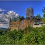 Wartburg Eisenach HDR