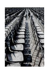 Warten auf ......................Audienz in Vatikan-Stadt