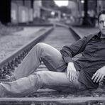 Warten auf den Zug ...... -:)