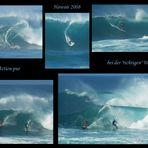 warten auf die richtige Welle...