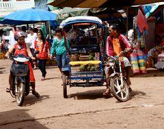 warten auf kundschaft IV, laos 2010