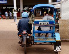 warten auf kundschaft VI, laos 2010