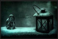 Warten auf Licht