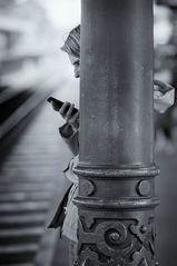 Wartezeit überbrücken