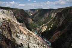 """Warum der """"Yellowstone"""" Yellowstone heißt..."""