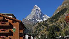 Warum die Touristen Zermatt im Wallis so lieben...