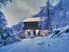 Warum in die Alpen fahren