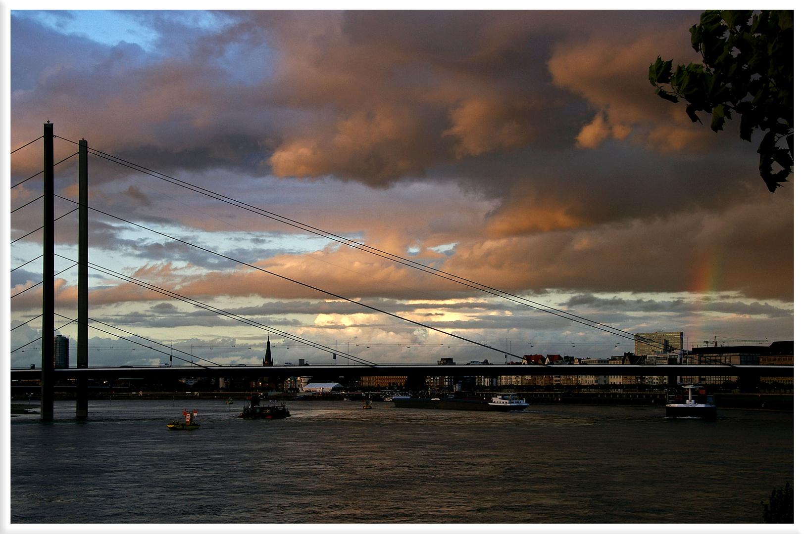 Warum ist es am Rhein so schön..?