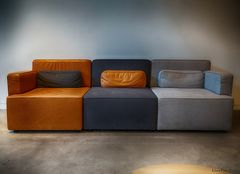Warum nicht mal ein Sofa......