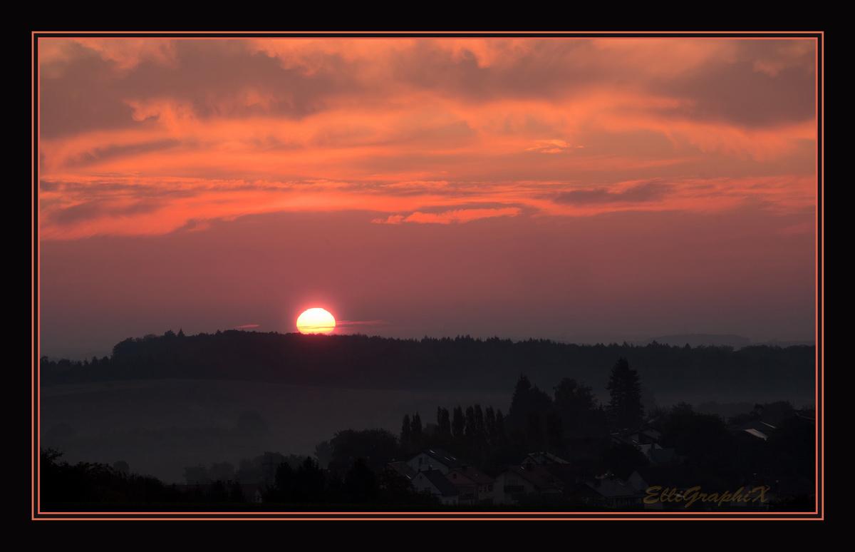 Was Alles Passieren Kann Foto Bild Sonnenaufgänge Himmel