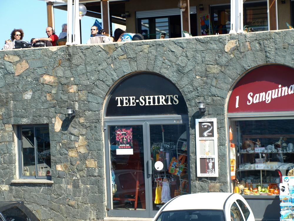 Was denn nun Tee oder T-Shirt ?