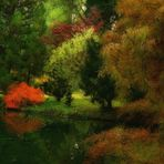 Was der Herbst malt...