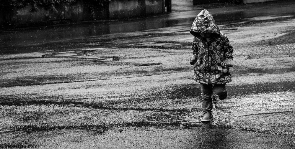 ...was Erwachsene nicht an der Schönheit von Regen verstehen