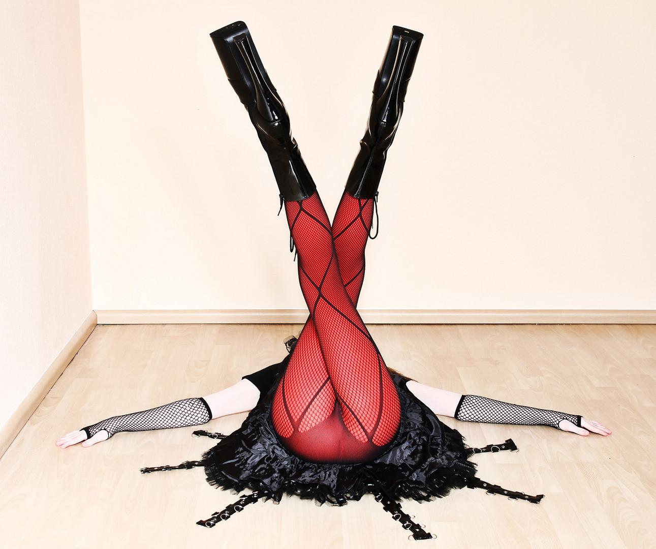 Was für Beine...