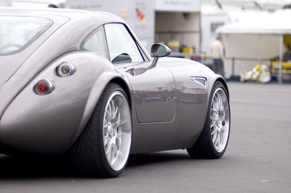 Was für ein Auto......