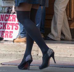 was für ein schöner Schuh...