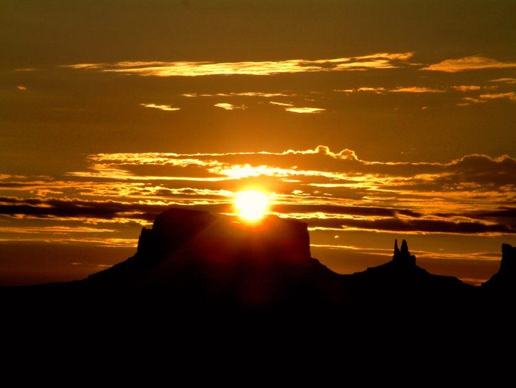 Was hilft aller Sonnenaufgang, wenn wir nicht aufstehen?