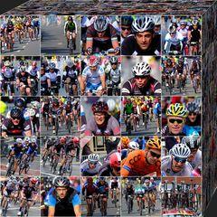 Was ich heute so tat!  Reportage Münsterland Giro 2016 in Münster