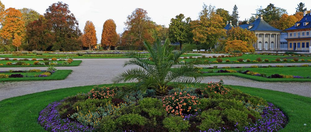 Was ist das wichtigste für so eine Aufnahme in Schloss Pillnitz ?...