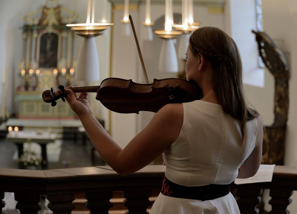 Was kann das Holz dafür, wenn es als Geige erwacht?