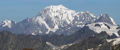 """Was kann es schöneres geben als die """"flächenfüllende BEA des Mont Blanc""""..."""
