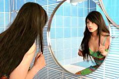 was man sich im Spiegel sagt