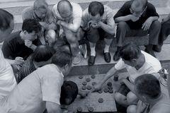 Was nun? - Chinesisches Schach