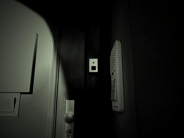 Was verbirgt sich hinter der Tür???