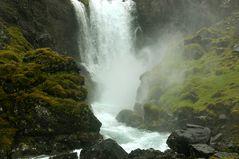 Was wäre Island ohne Wasserfälle