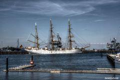 Was wäre Kiel ohne Gorch Fock?