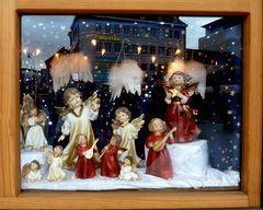 Was wäre Weihnachten ohne Engel?