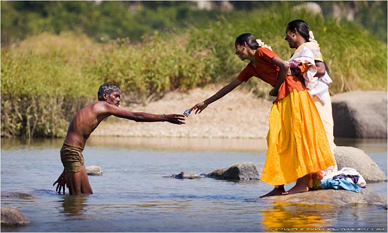 Waschechter Inder