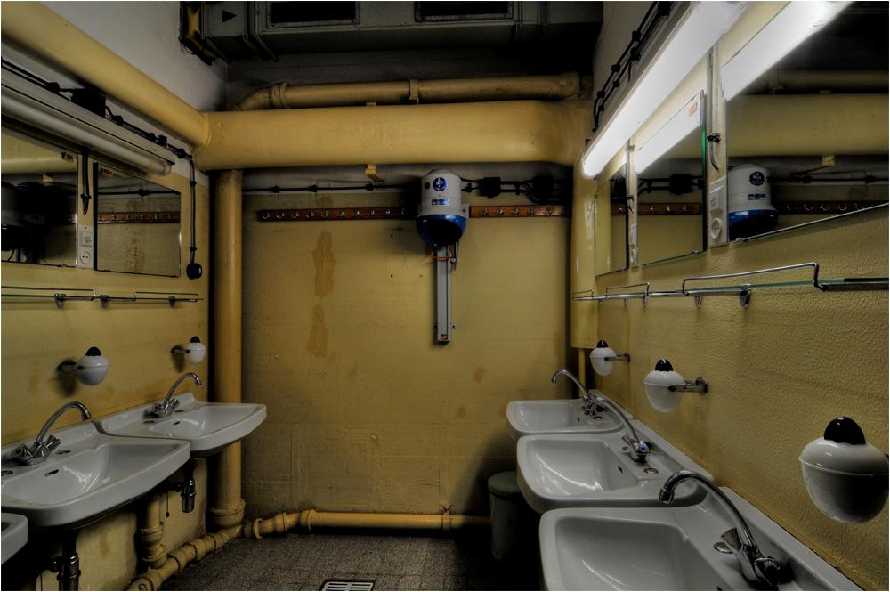 Waschraum für Besserverdiener
