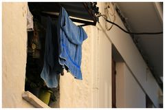Waschtag für Wäschekrams ...