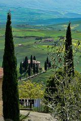 Waschtag in der Toscana