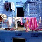 Waschtag in Jodhpur