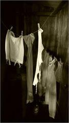 Waschtag von 100 Jahren
