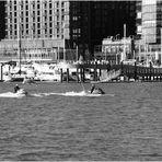 Washington Channel and The Wharf