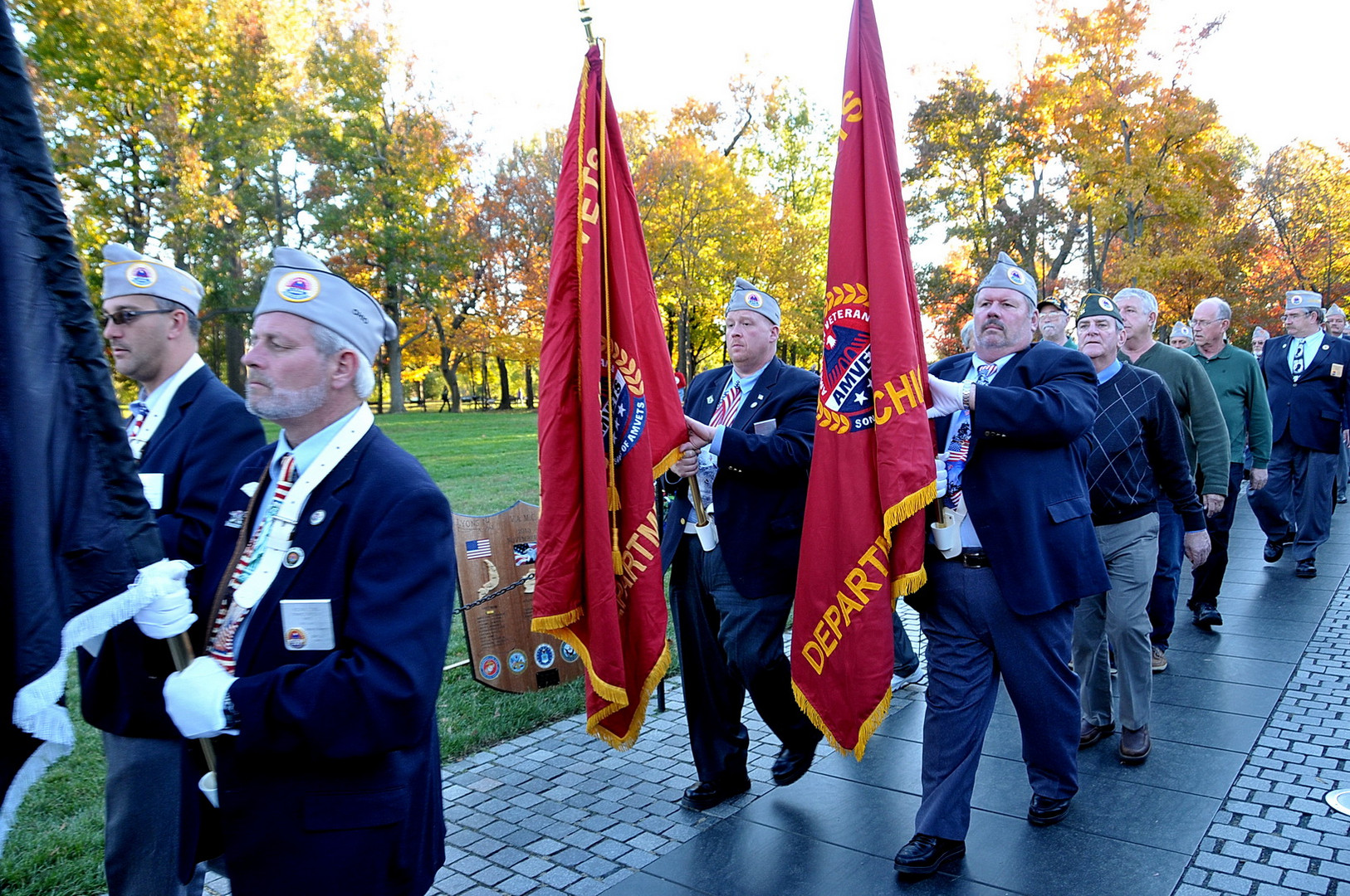 Washington DC 11 Novembre 2010