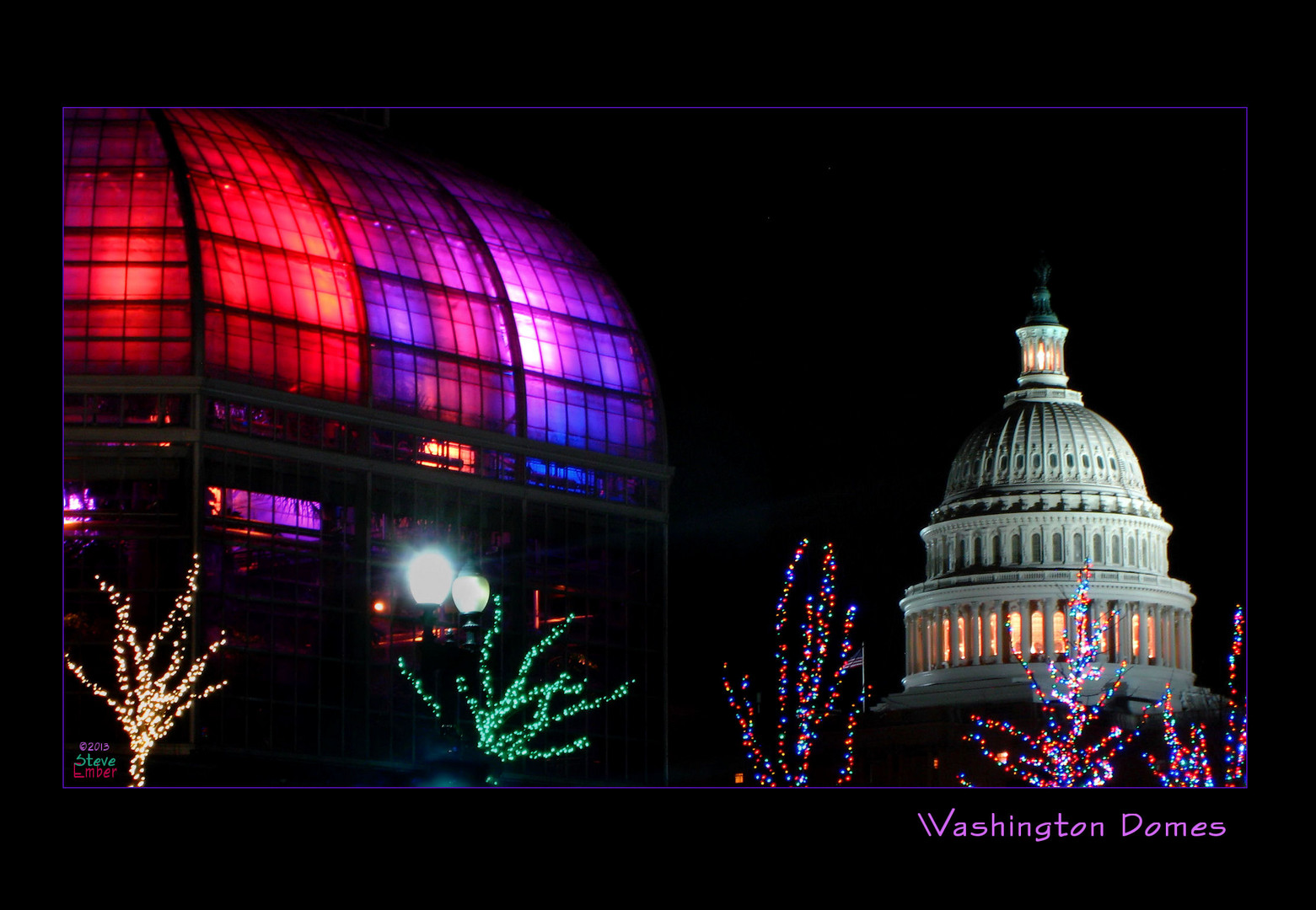 Washington Domes - No. 2