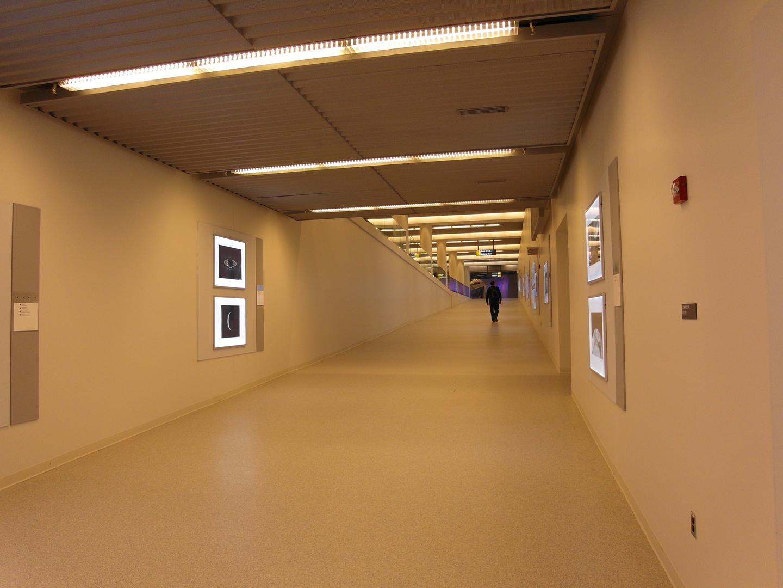 Washington IAD Airport Terminal